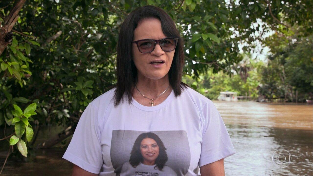 Irmã Marie Henriqueta conta como teve a vida salva por Dira Paes