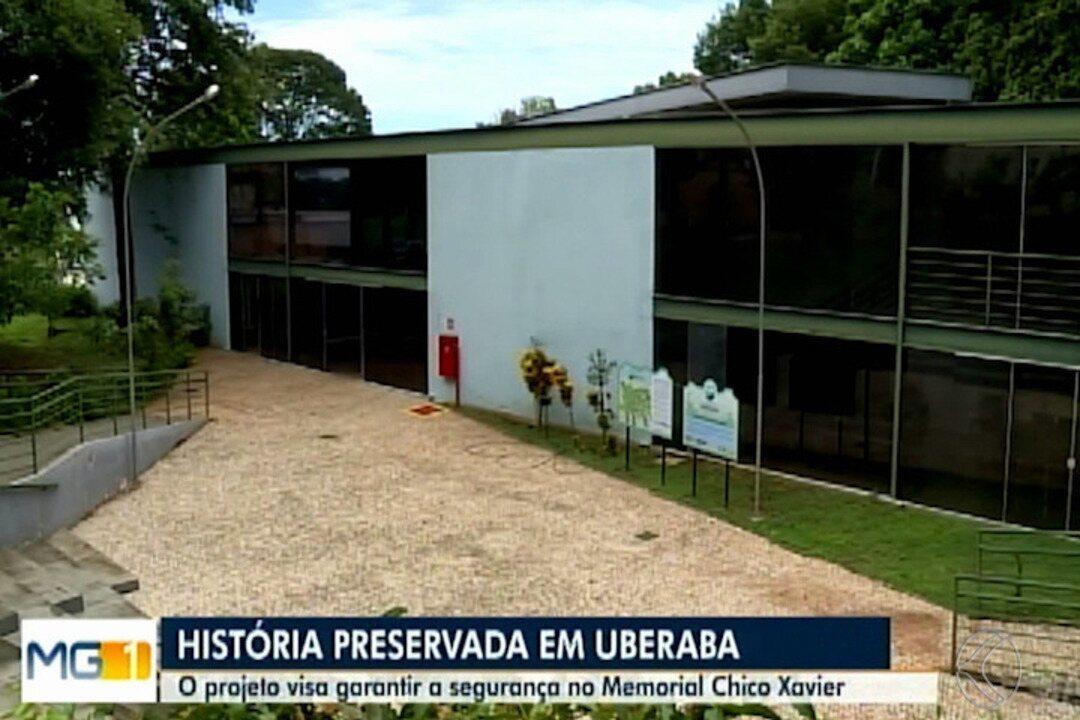 Projeto de prevenção e combate ao incêndio do Memorial Chico Xavier é apresentado