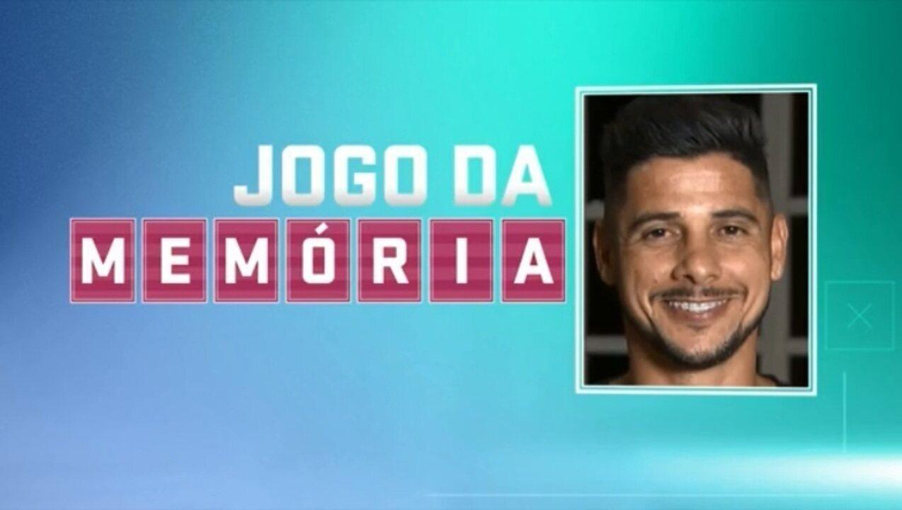 Jogo da Memória #29: Cicinho, a bronca de Leão e a estreia como titular do Real Madrid