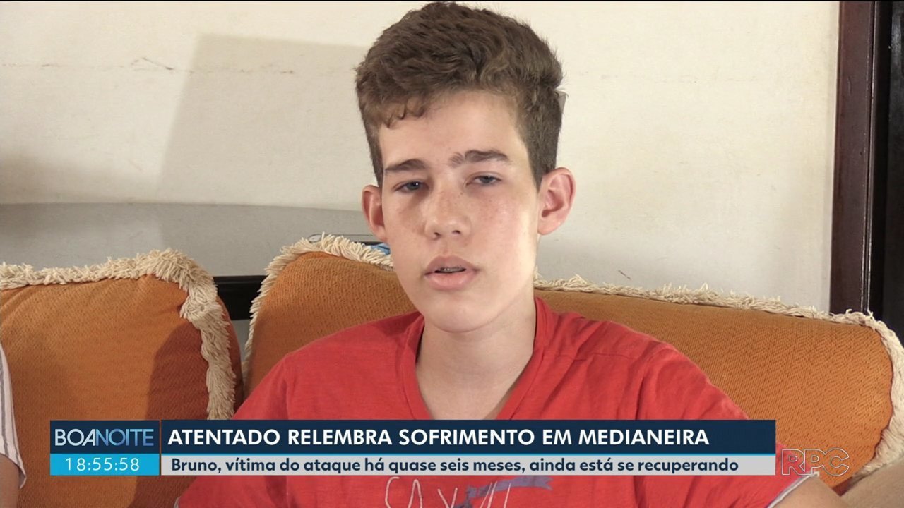 Sobrevivente de atentado em Medianeira fala sobre a tragédia em Suzano