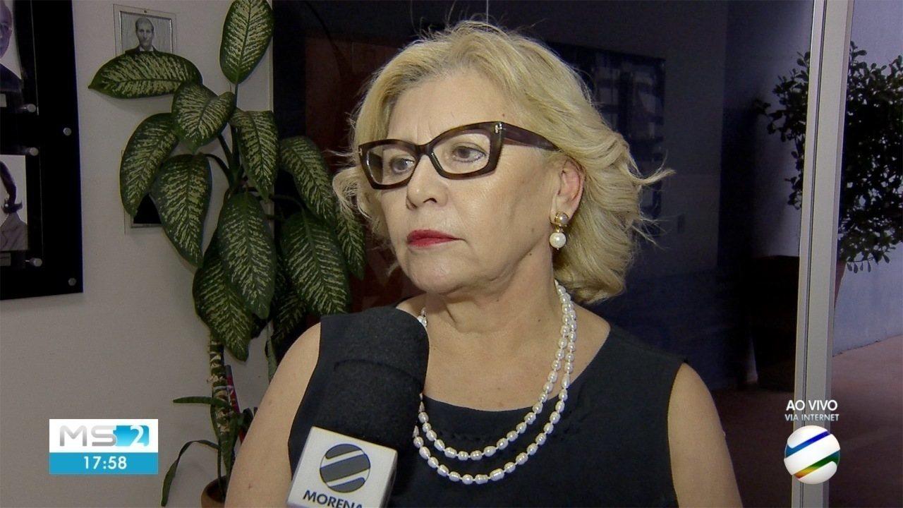 Secretária Municipal de Campo Grande fala em reforçar segurança nas escolas