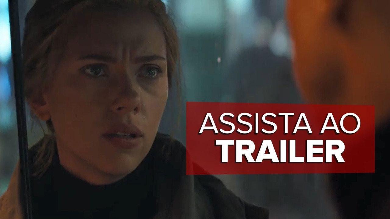 Assista ao segundo trailer de 'Vingadores:Ultimato'