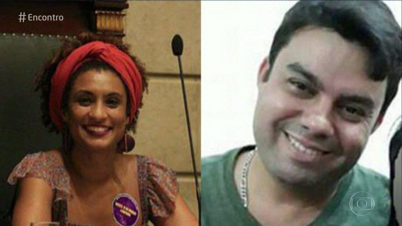 Morte de Marielle Franco e Anderson Gomes completa um ano neste 14 de março