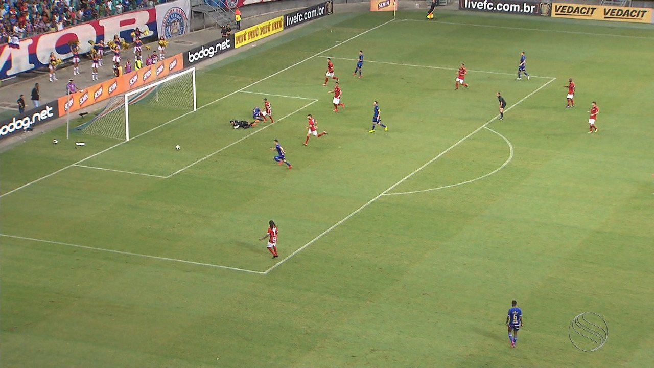 Sergipe vence o Bahia fora de casa pela Copa do Nordeste