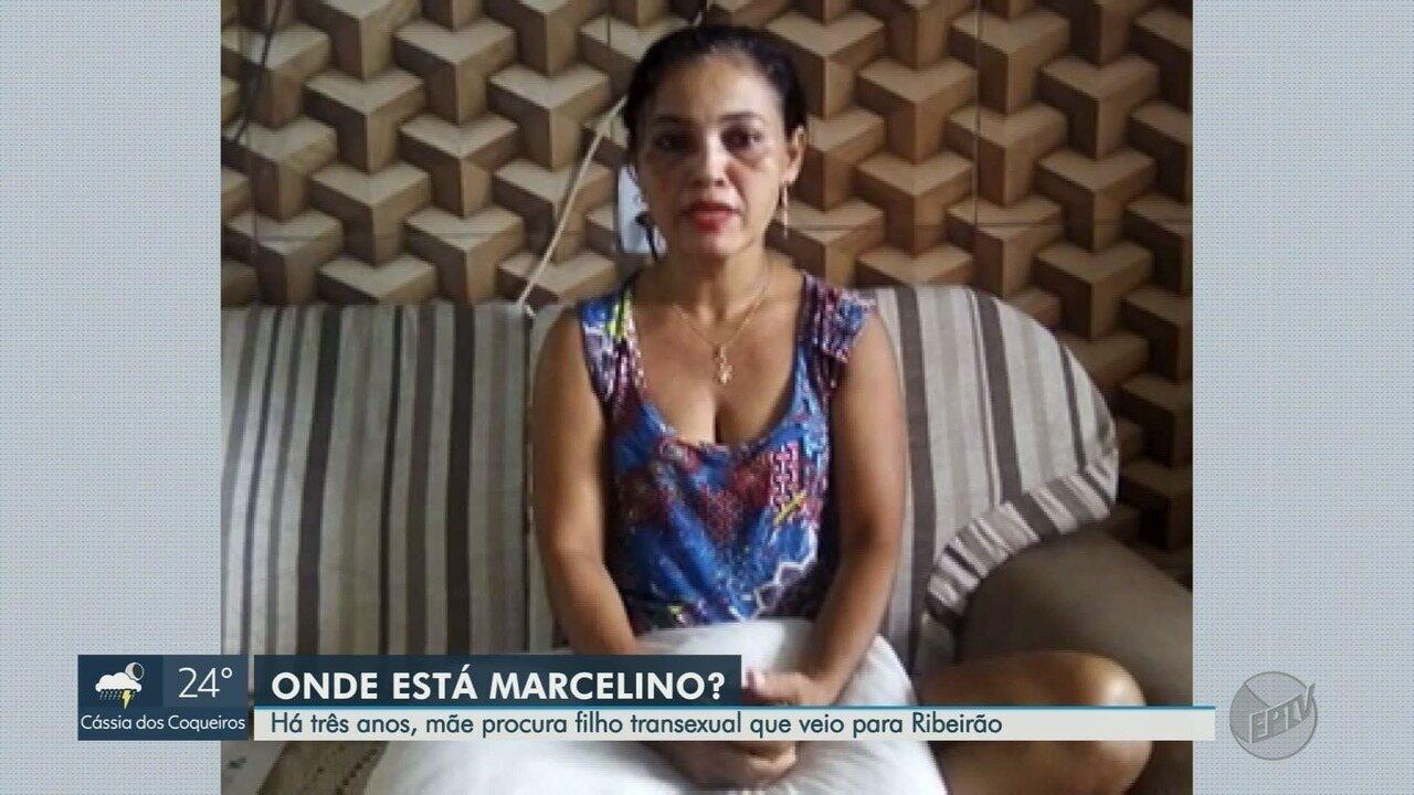 Mãe cobra investigação sobre sumiço de filho transexual em Ribeirão Preto, SP