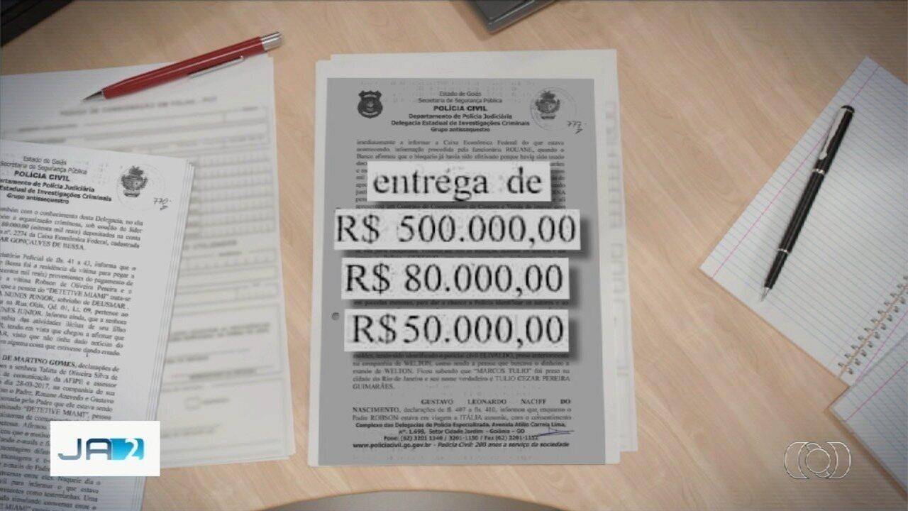 Juiz condena cinco pessoas por extorquir R$ 2 milhões de padre, em Goiânia
