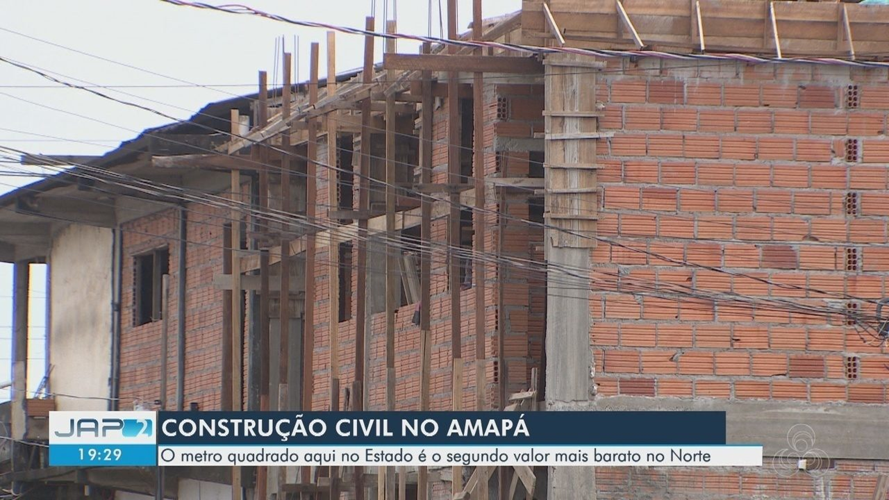 Metro quadrado no Amapá é o segundo mais barato do Norte