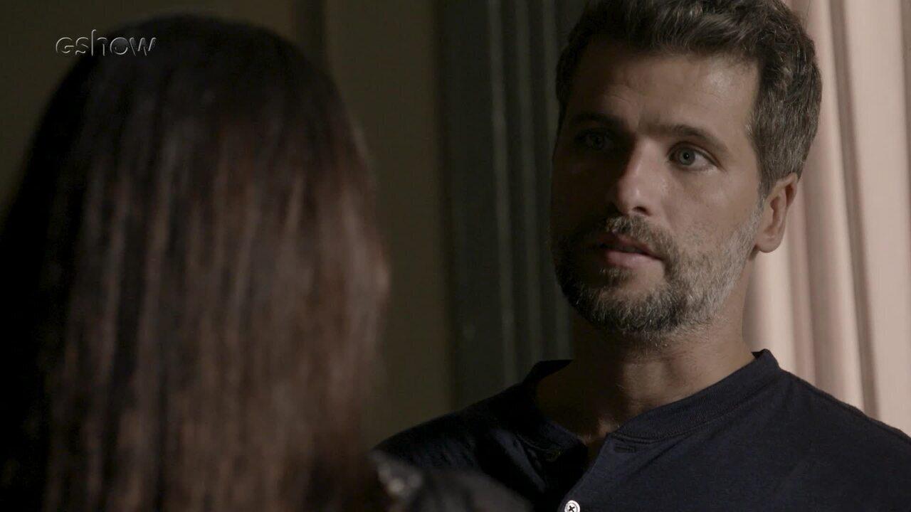 Resumo do dia - 16/03 – Laura procura por Gabriel e detona Valentina