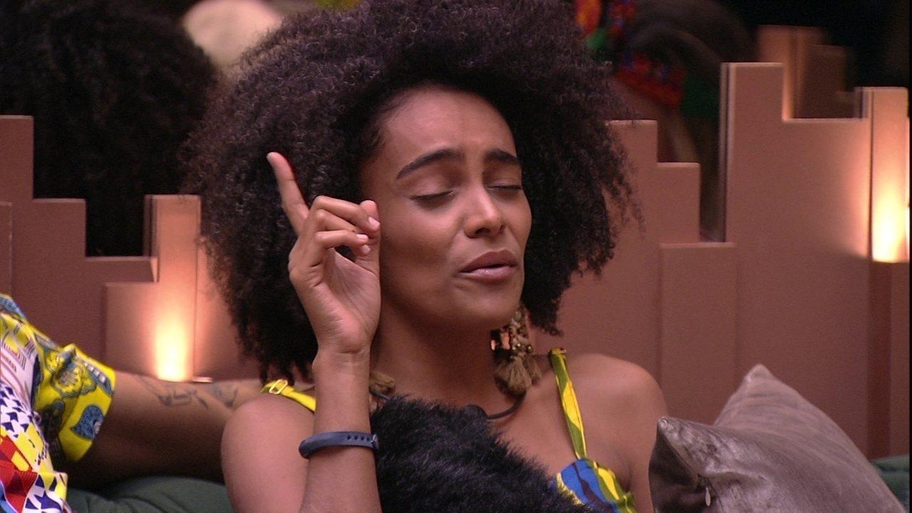 Gabriela canta e Paula elogia: 'Meu Deus do céu essa mulher!'