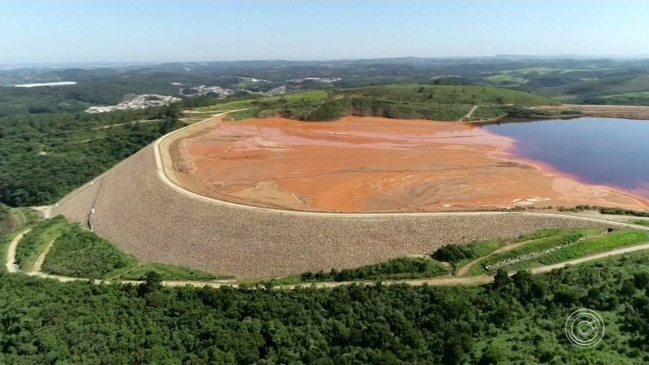 Defesa Civil de Alumínio não tem delimitação da área de risco da barragem