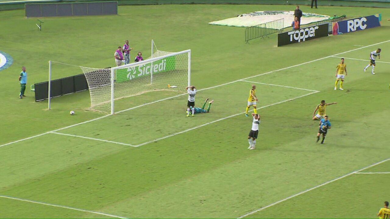 Melhores momentos de Coritiba 2x0 FC Cascavel, pela segunda rodada do segundo turno