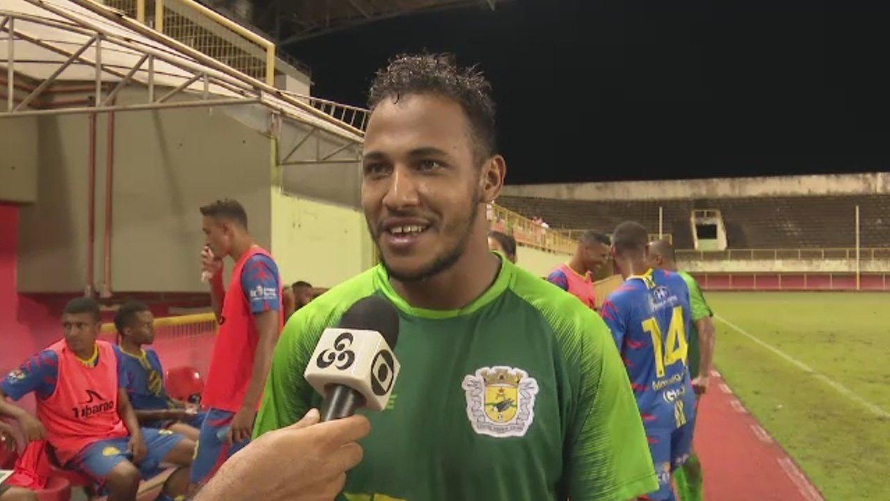 Adriano garante Galvez preparado para final: