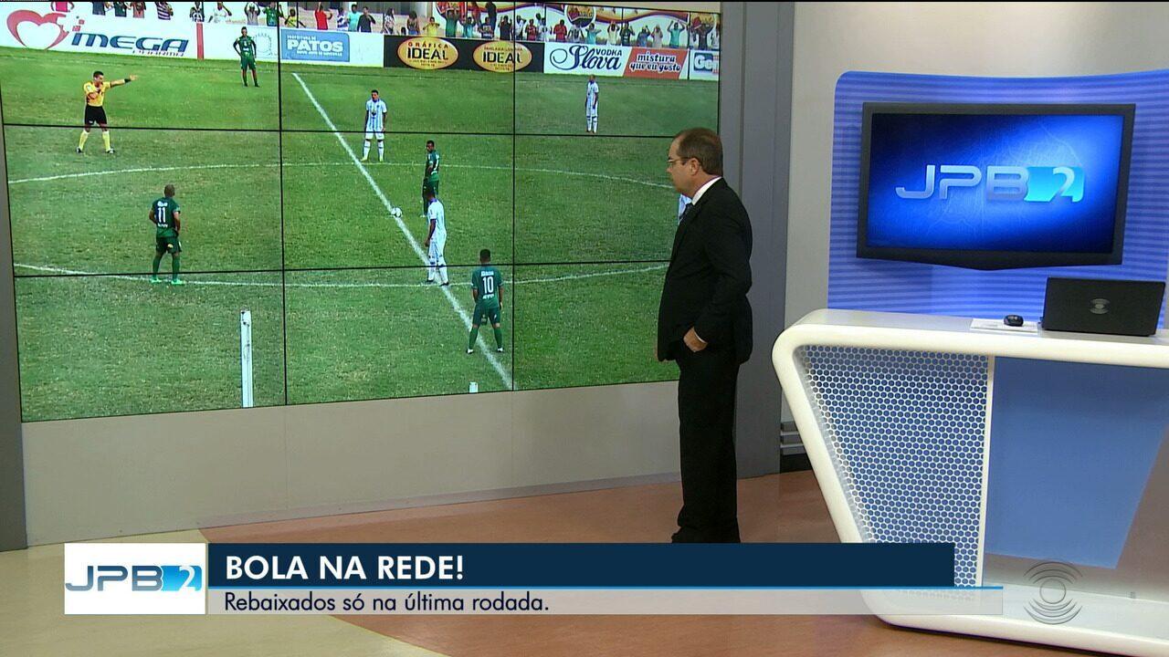 Confira os gols da nona rodada do campeonato paraibano