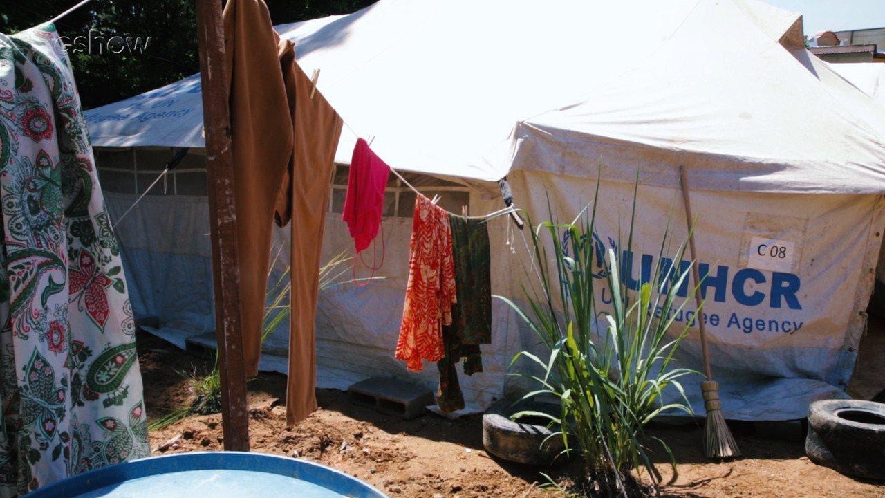 Veja como foi criado o campo de refugiados de Órfãos da Terra