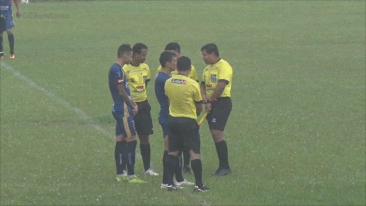 Guajará e Rondoniense  pela 8ª rodada do Campeonato Rondoniense
