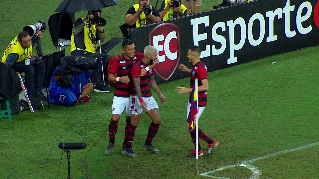 Os gols de Madureira 0 x 2 Flamengo pela 5ª rodada da Taça Rio 2019