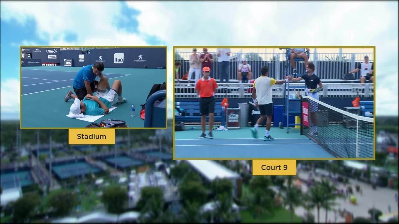 Thiago Monteiro garante vaga na chave principal do Masters 1000 de Miami, veja ponto final