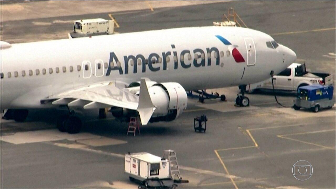 EUA investigam processo de aprovação do Boeing 737 Max 8
