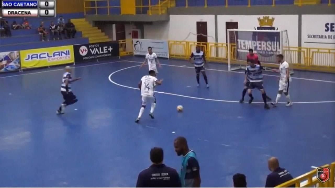 Assista ao gol da partida, nas imagens da TV LPF
