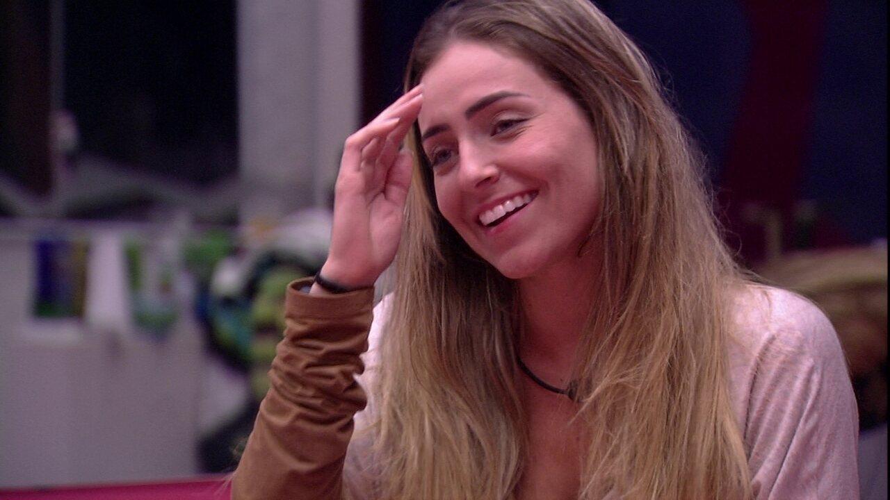 Sisters relembram Jogo da Discórdia e Paula diz para Elana: 'Sua Final já era'