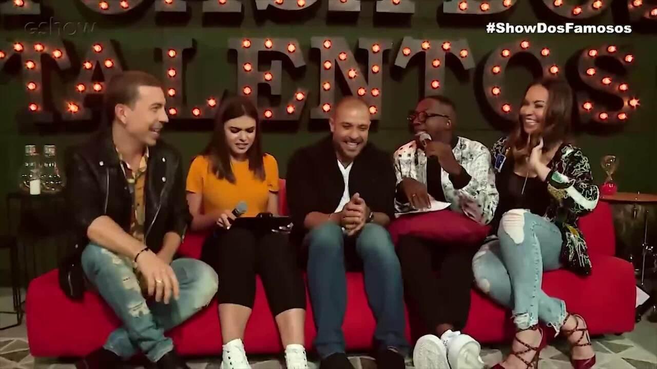Confira os melhores momentos 'Show dos Famosos 2019'