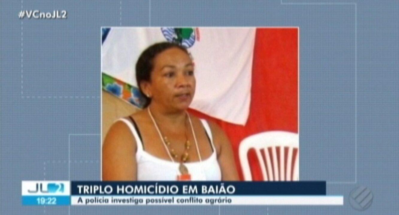 Três pessoas são assassinadas em assentamento no Pará; entre elas, liderança rural