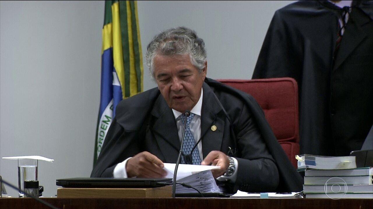 Ministro Marco Aurélio, do STF, rejeita habeas corpus de Moreira Franco