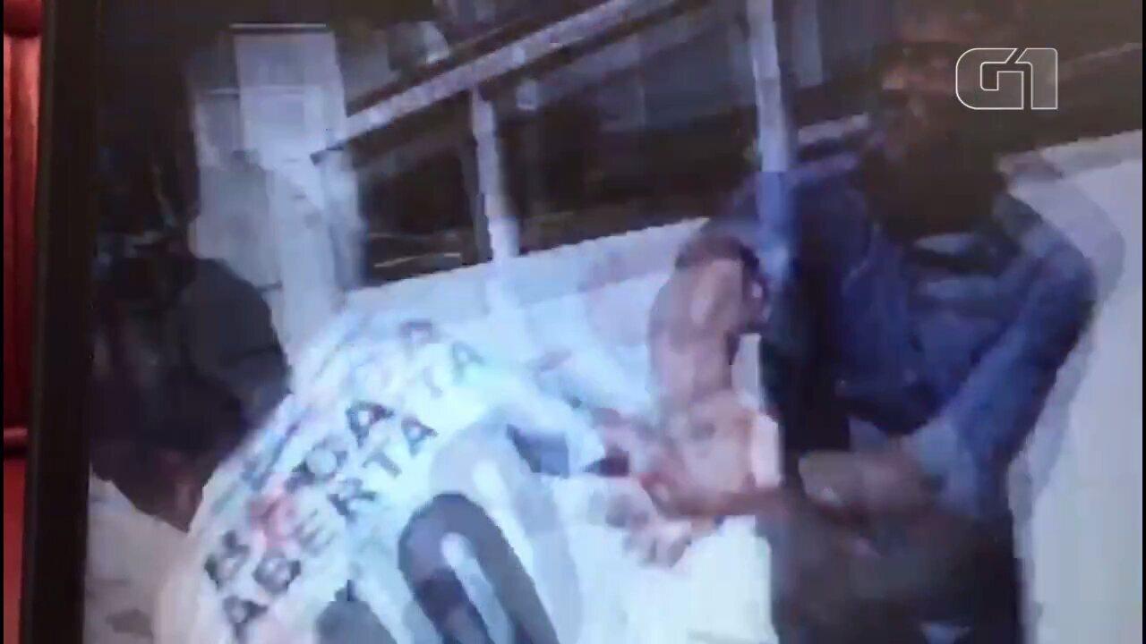 Deputado federal e vereador brigam no Centro de Londrina