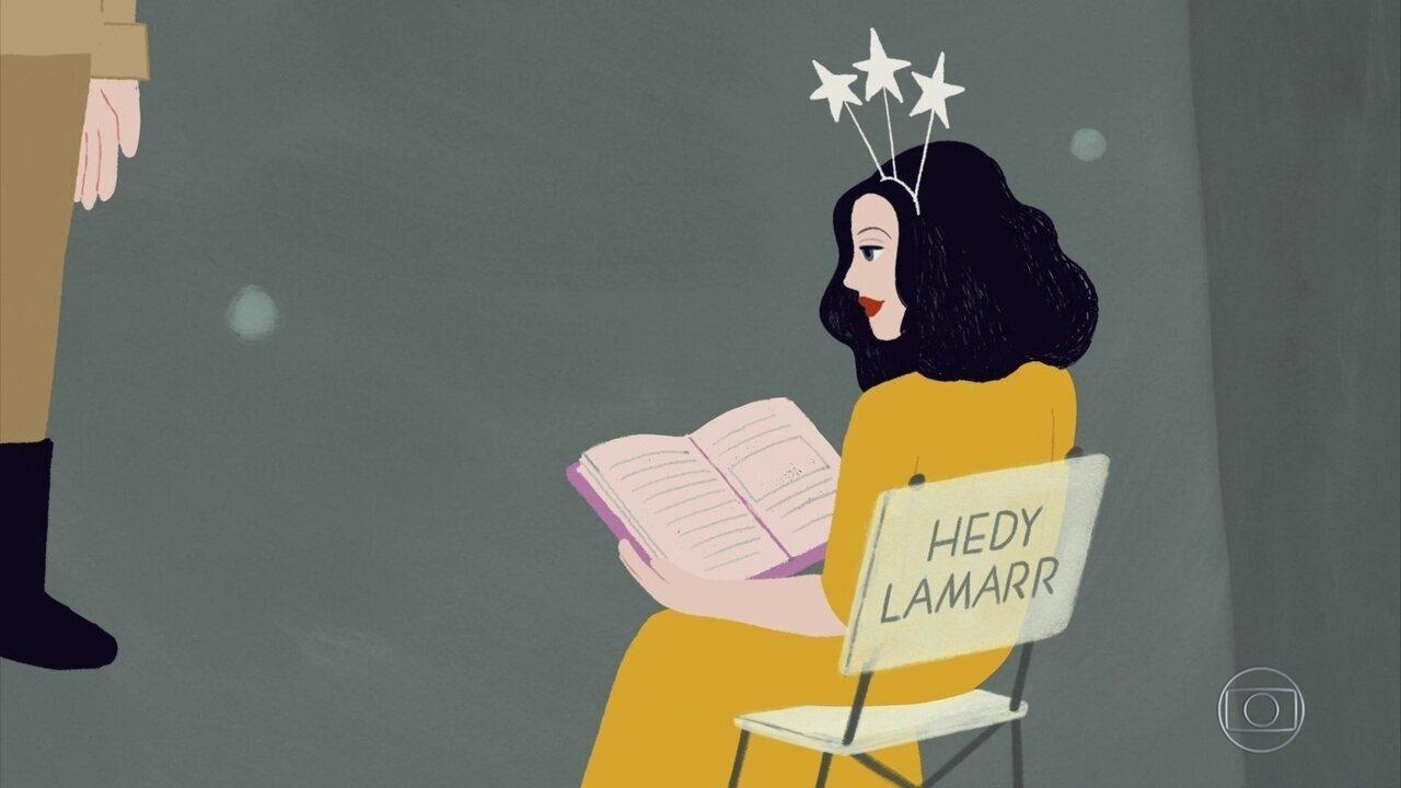 Mulheres Fantásticas: atriz e inventora austríaca Hedy Lamarr é homenageada