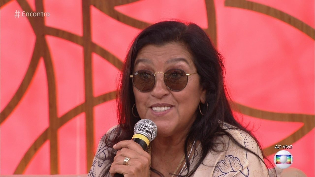 Regina Casé fala sobre história de livramento de sua avó