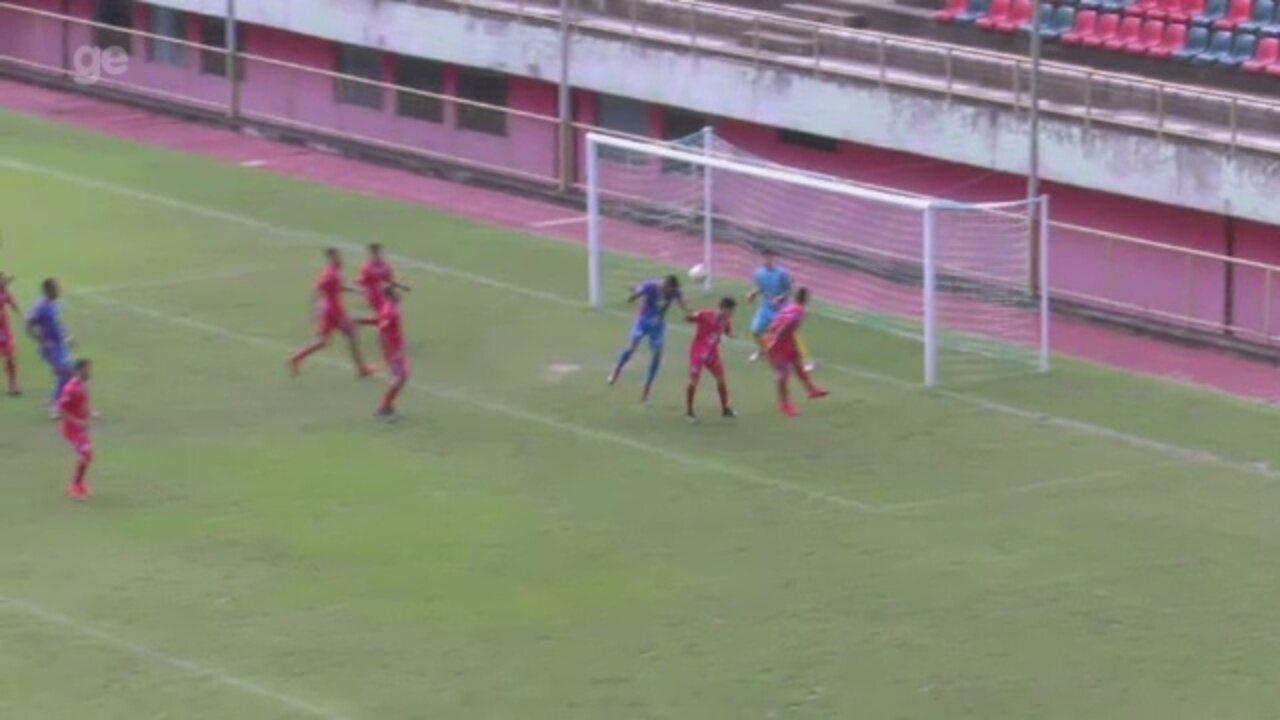 Assista os gols de São Francisco 1 x 4 Plácido de Castro, pela 1ª rodada do 2º turno