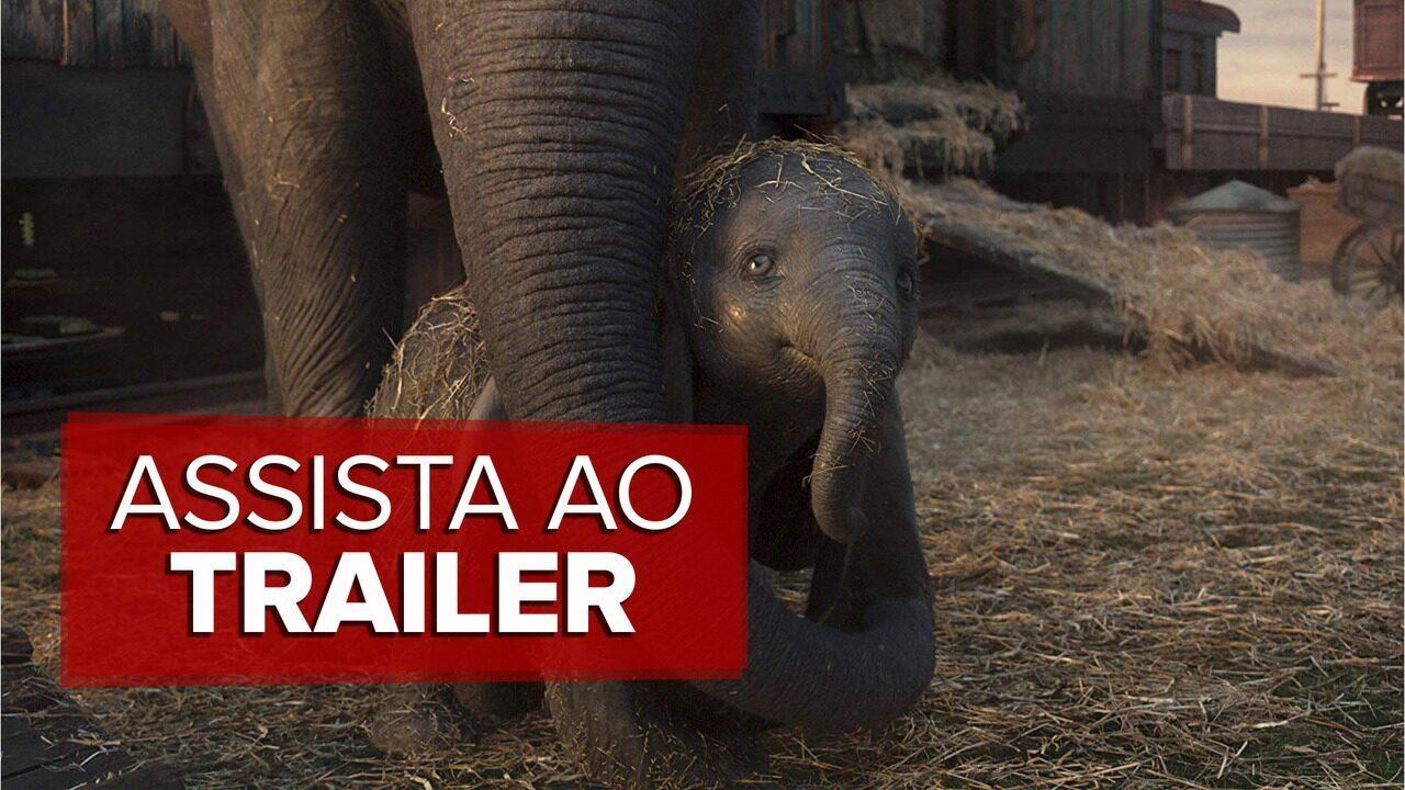 Trailer de 'Dumbo