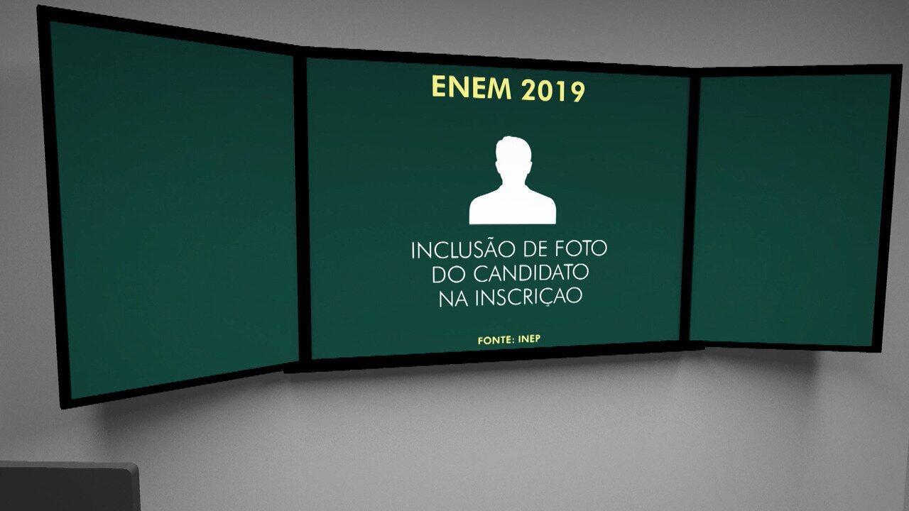 ENEM 2019 terá novidades
