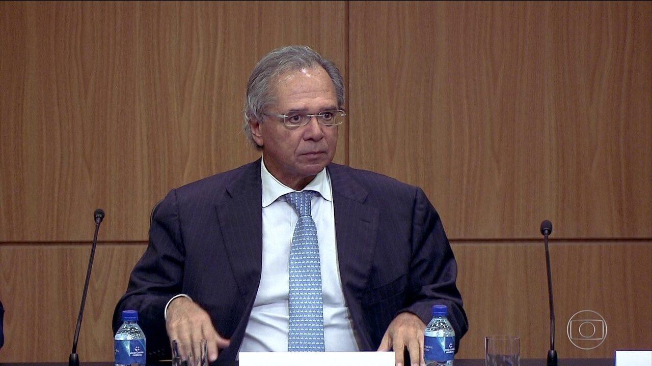 Paulo Guedes vai ao Congresso para tirar dúvidas sobre reforma da Previdência