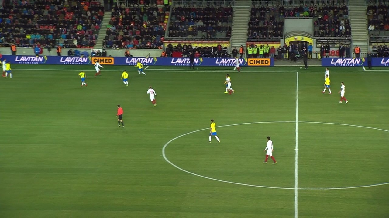 """Galvão elogia alteração no Brasil: """"Menos palavras difíceis e mais o Tite que mexia no jogo"""""""