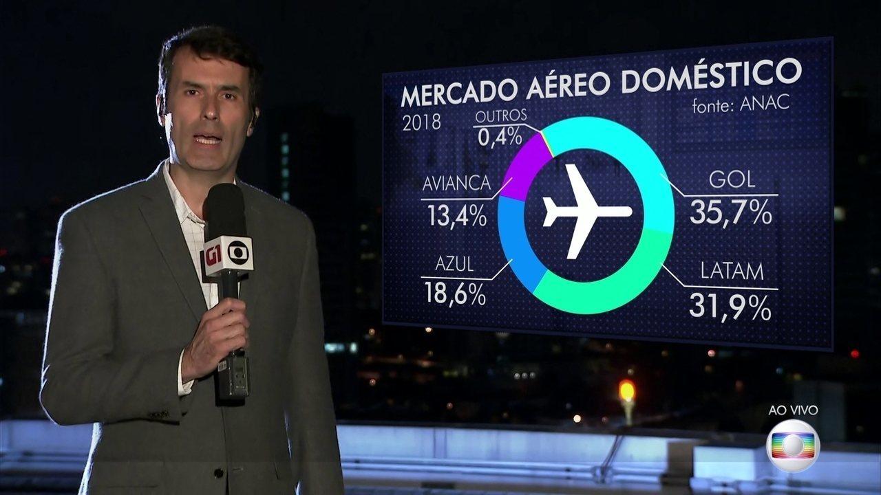 Avianca reduz operações; veja o impacto no setor aéreo brasileiro