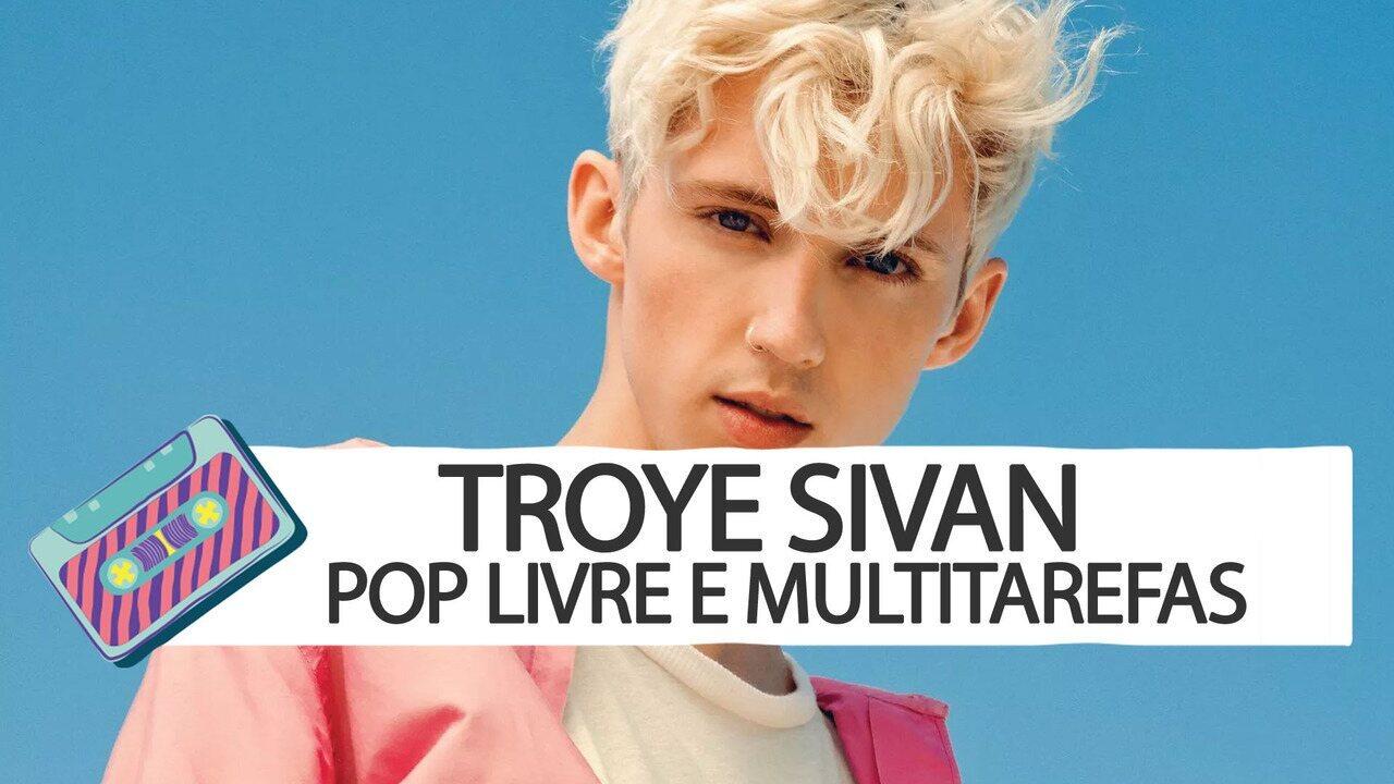 Troye Sivan no Lolla em 1 minuto: estreia no Brasil vai fazer dançar