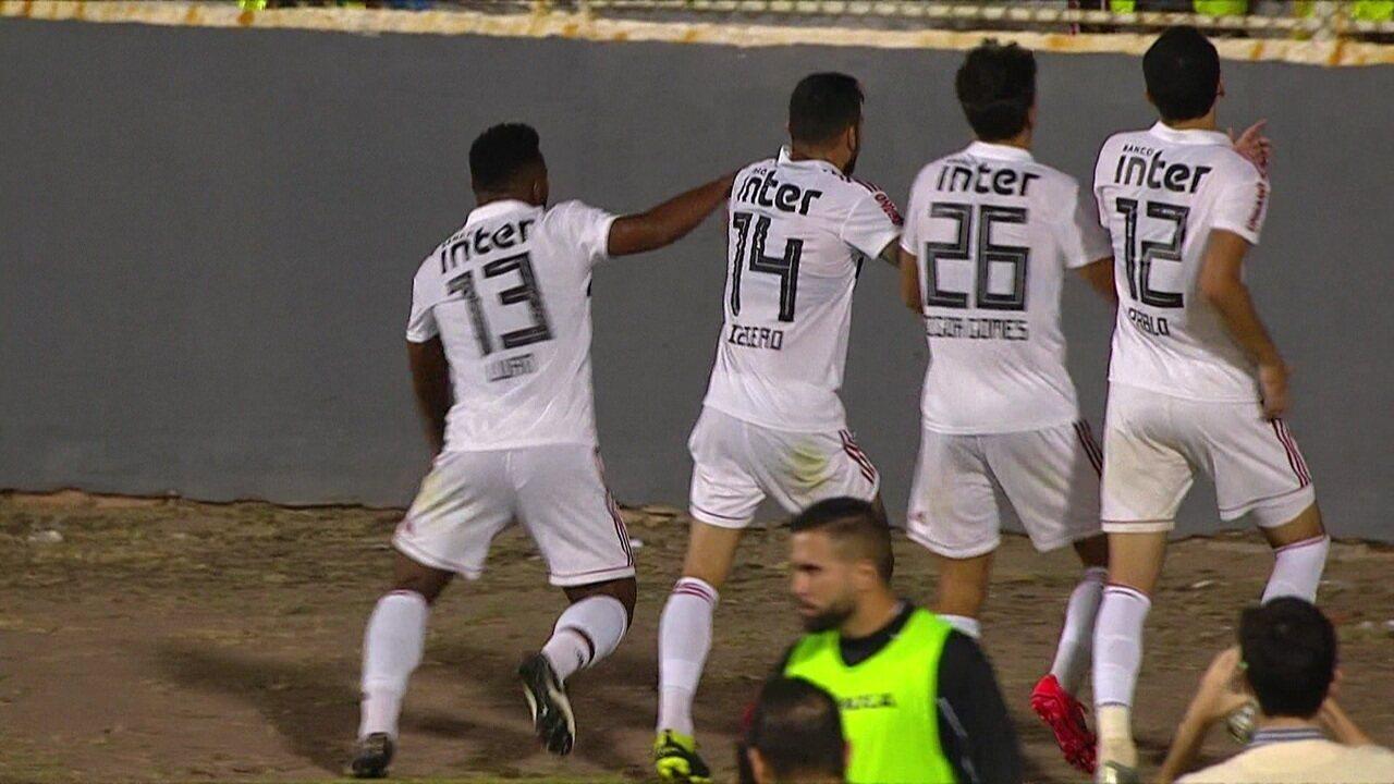 Melhores momentos: Ituano 0 x 1 São Paulo pelas quartas do Paulistão 2019