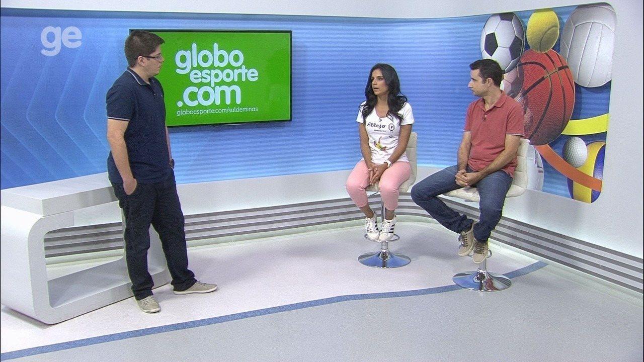GloboEsporte.com analisa campanhas de Boa Esporte e Caldense no Campeonato Mineiro