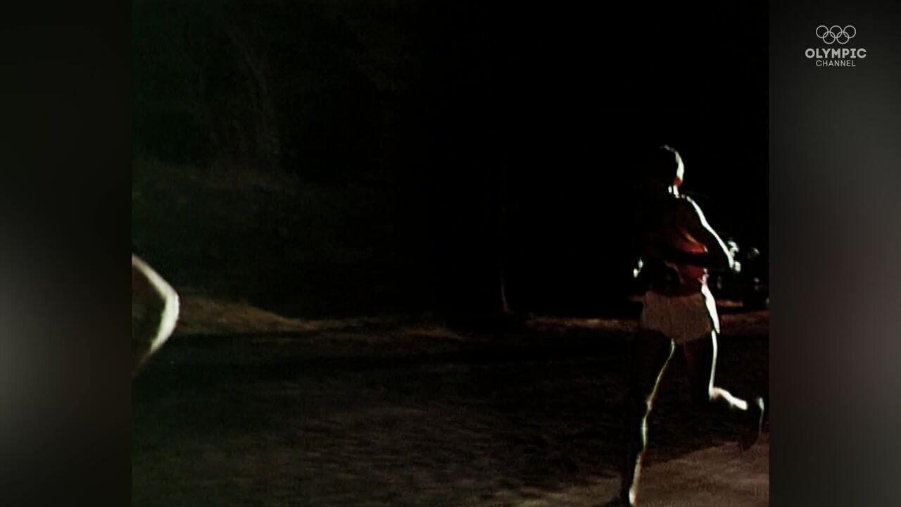 Abebe Bikila: o corredor descalço rouba a cena em Roma 1960