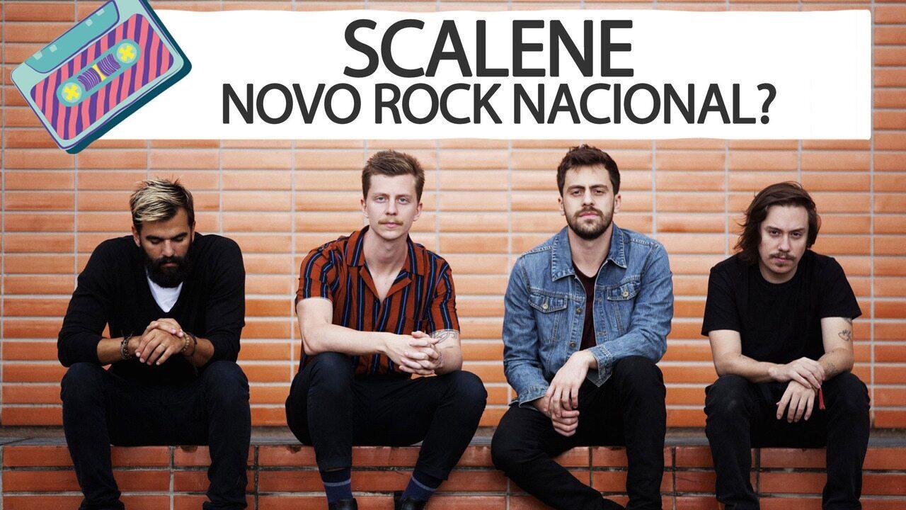 Scalene no Lollapalooza em 1 minuto: novo rock nacional?