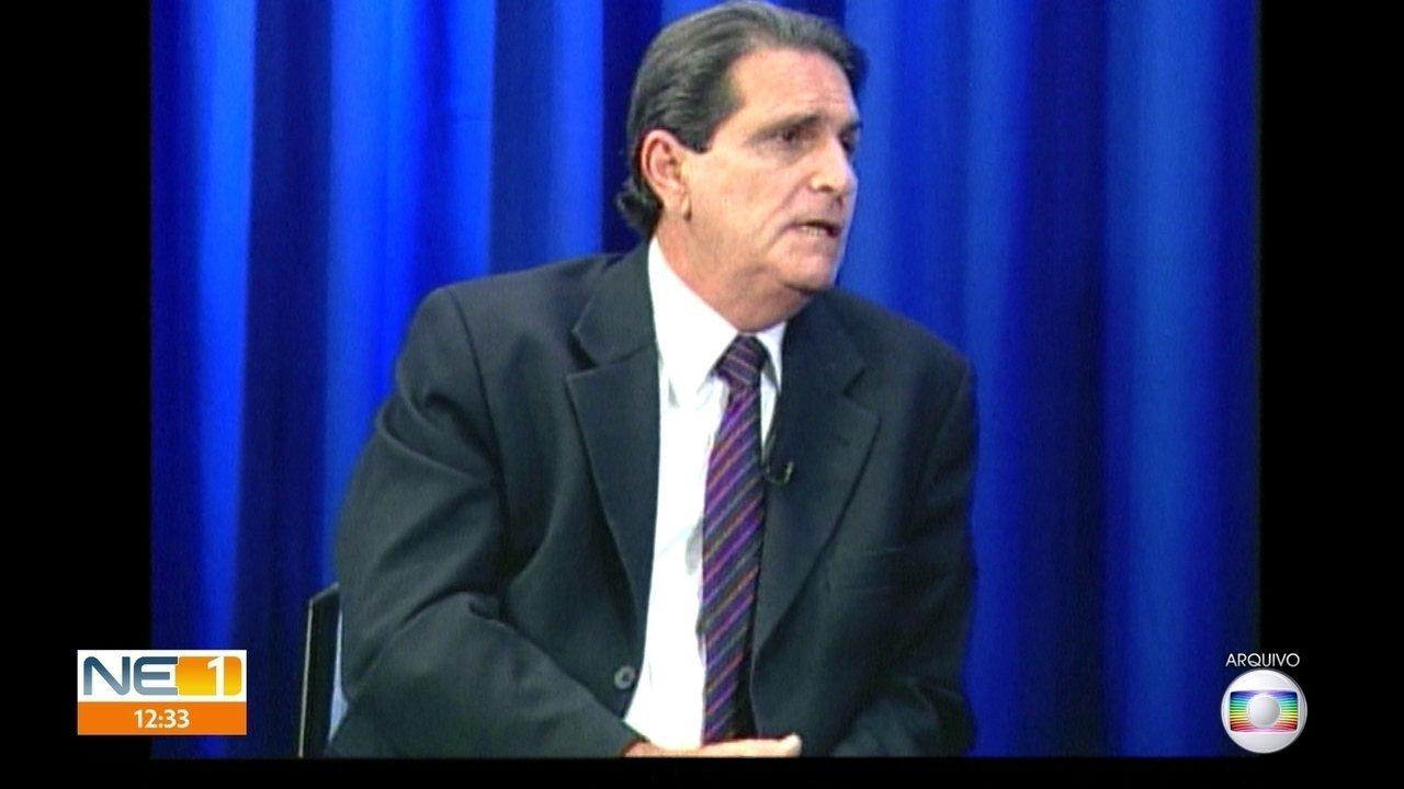 Ex-prefeito de São Lourenço da Mata, Ettore Labanca morre aos 74 anos no Recife