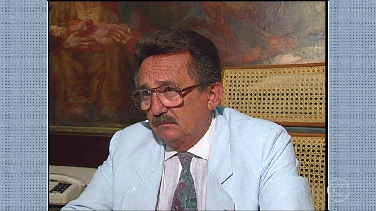 Ex-presidente do TJPE e do TRE, Luíz Belém de Alencar morre aos 89 anos