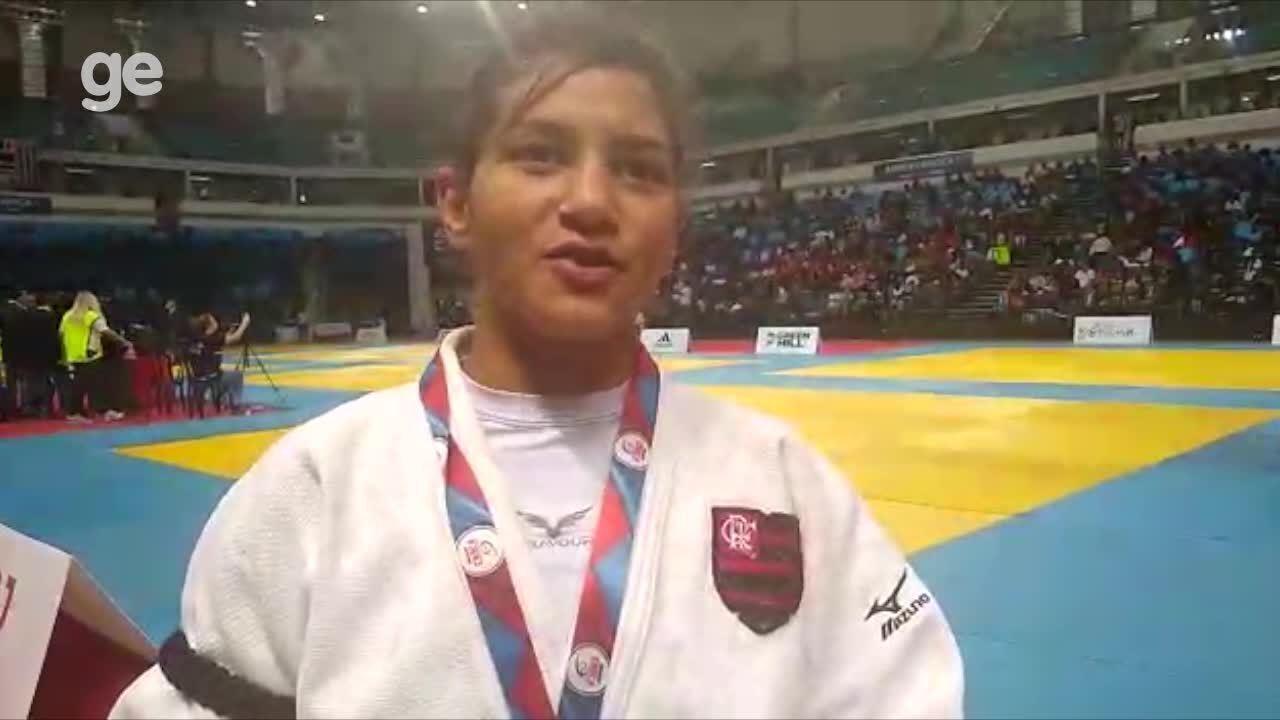 Sarah Menezes conquista 1º título no Brasil após nova mudança de peso e mira Tóquio 2020