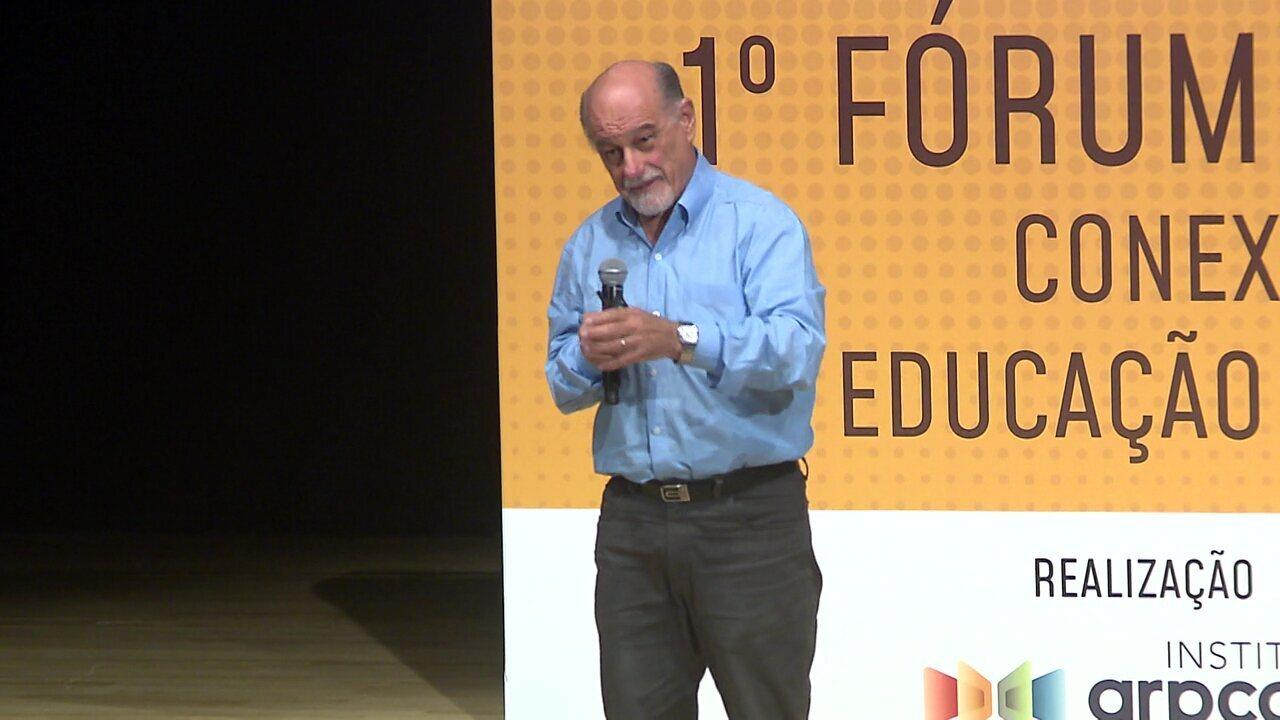 Ler e Pensar: Ismar Soares fala sobre educomunicação e educação transformadora (parte1)