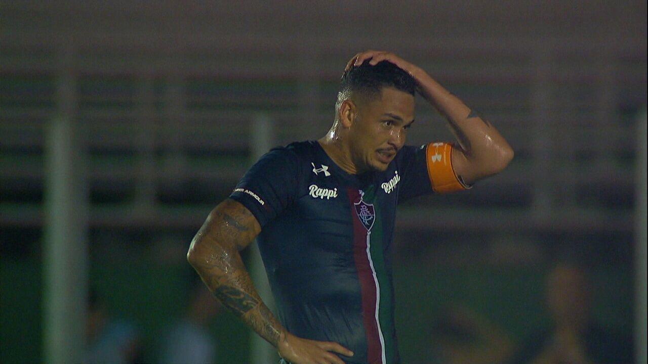 Melhores momentos: Luverdense 0 x 0 Fluminense pela Copa do Brasil