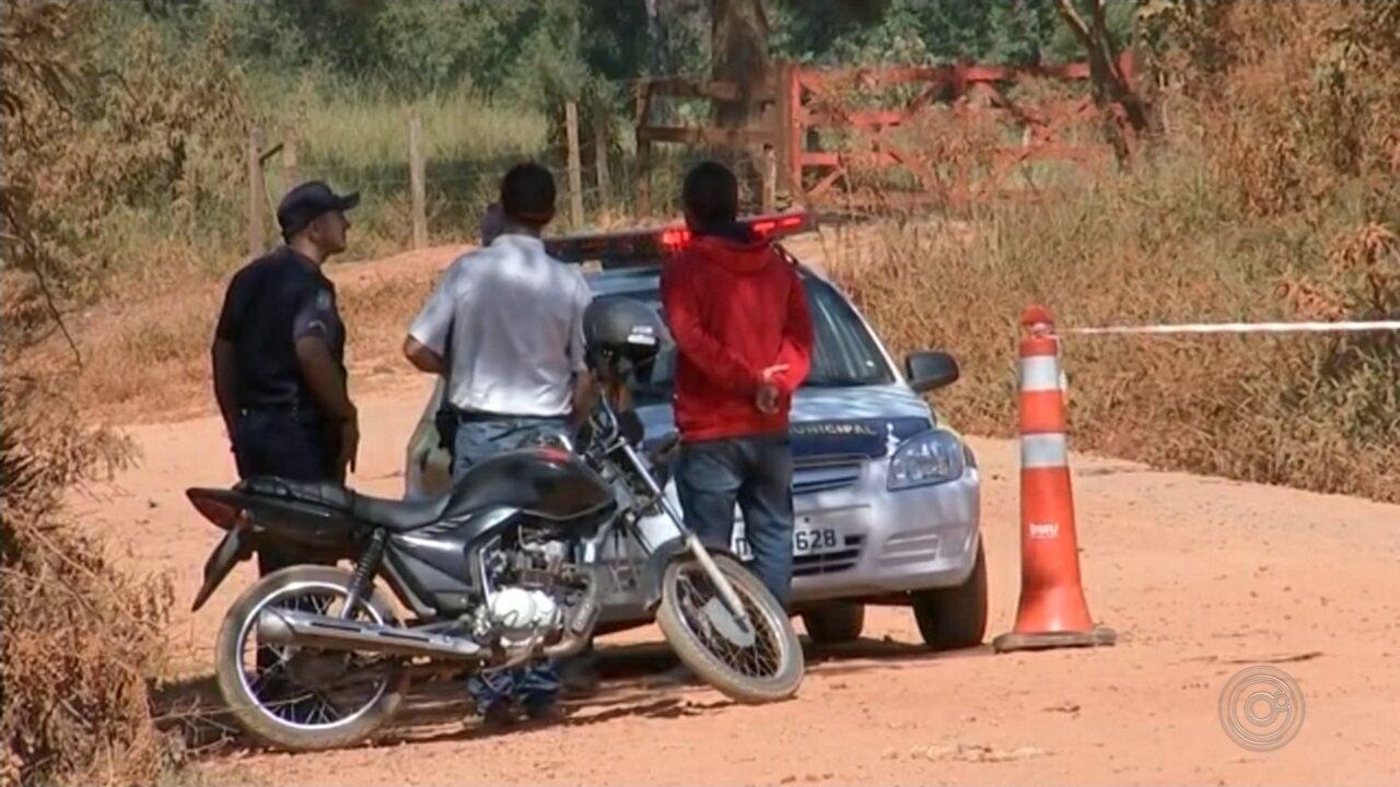 Polícia faz reconstituição da morte de empresário baleado por policiais à paisana em Tatuí