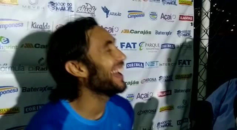 Lateral do CSA, Apodi entra na onda e fala sobre o Cartola FC