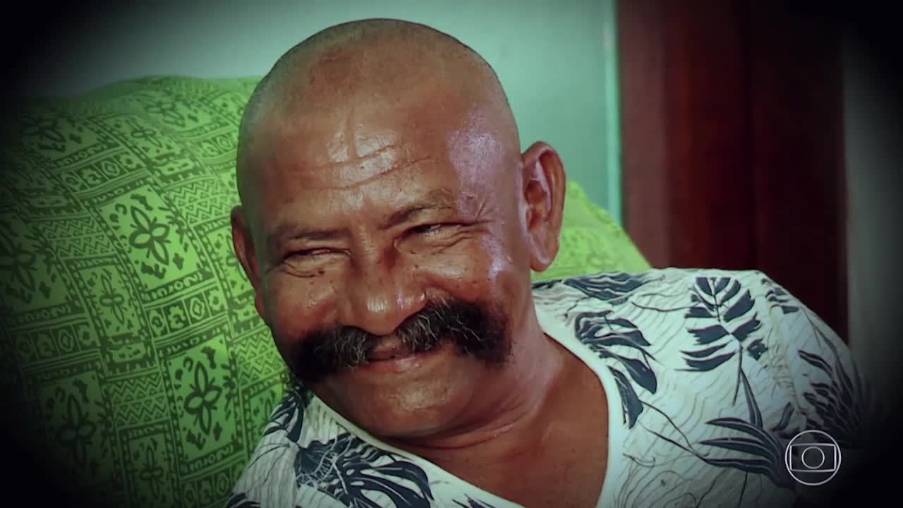 Conheça a história de Bigode, dono de um Opala Comodoro 88