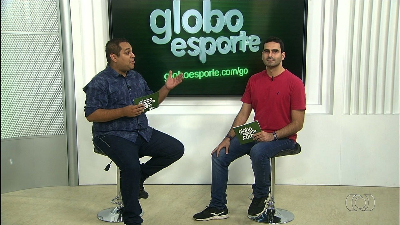 Globo Esporte debate as chances de Atlético-GO e Vila de chegarem à final